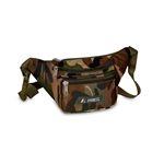 wholesale Woodland Camo Waist Pack