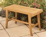wholesale Teak outdoor garden furniture, solid teak outdoor benches