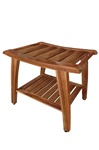 Total Teak® Shower Bench
