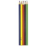 Wholesale 5 pack colored pencils