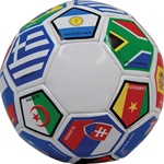 Wholesale Premium Regulation Size/Weight Soccer Ball (Case Pack 25)