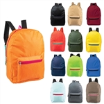 Wholesale 17 inch girls fashion Backpack