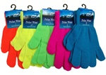 Wholesale Neon Adult Magic Gloves