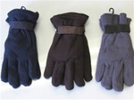Wholesale Men's Fleece Gloves