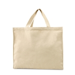 Wholesale 12 Ounce 100% Cotton Canvas Tote  Case Pack 96