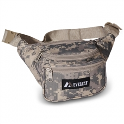 cheap fanny packs camo