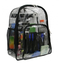 wholesale clear backpacks