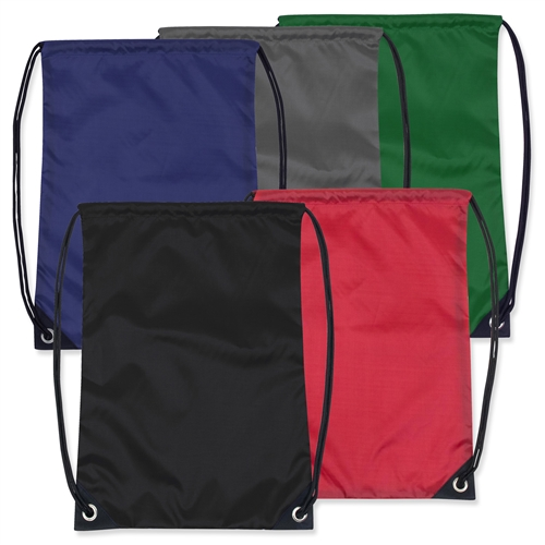 6708b9cb8efa Wholesale 15 inch Drawsting Bag 5 colors Case Pack 48