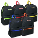 Wholesale 17 inch fashion Backpack