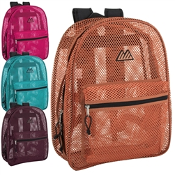 17 Inch Mesh Backpacks