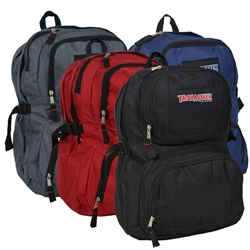 Wholesale 18 inch Deluxe Backpack