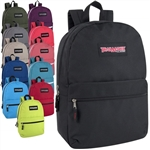 wholesale 17 inch backpack 12 color