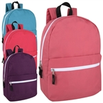 wholesale 17 inch backpack girl color