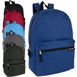 Wholesale 19 inch promo backpack